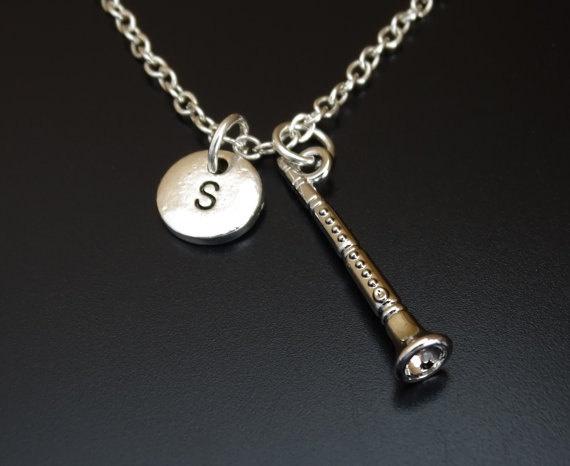 Pendant Necklace, initial, Jewelry, fishjewelry