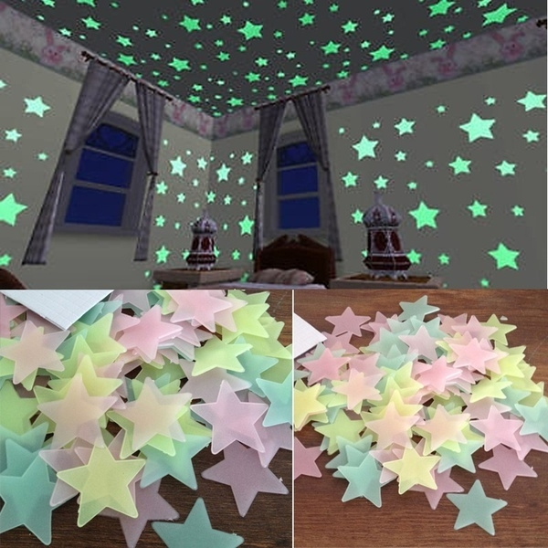 ceiling, Star, Wall, homedecal