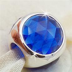 Blues, Sterling, Jewelry, europeancharmjewelry