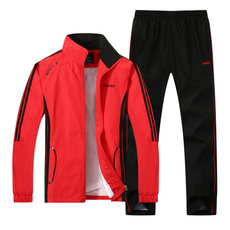 Polyester, track suit, Spring/Autumn, Spring