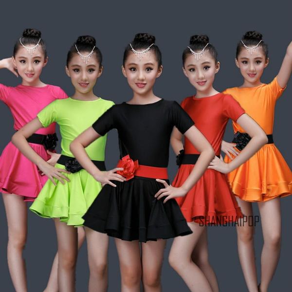 girlslatindres, Ballet, childrendancedres, dancedres