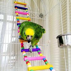 parrotladder, Wood, Parrot, parrotmacawcage