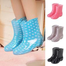 non-slip, rubberrainboot, Womens Shoes, Waterproof