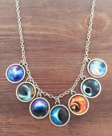 Fashion necklaces, Solar, Necklaces Pendants, Fashion Jewelry
