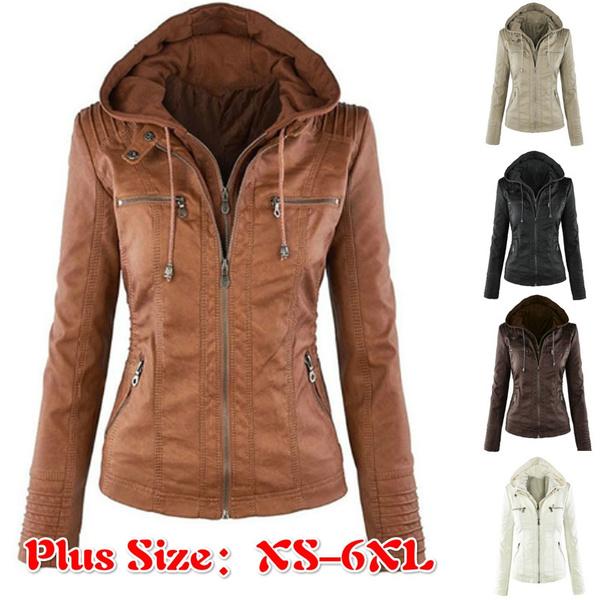 Plus Size, Fashion, Sleeve, winter coat