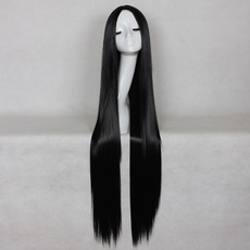 wig, Cosplay, Jewelry, longstraightcosplaywig