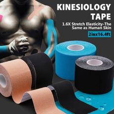 Muscle, athletemusclesticker, kinesiologytape, knee
