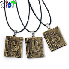 Chain, Gifts, Journal, Fashion necklaces