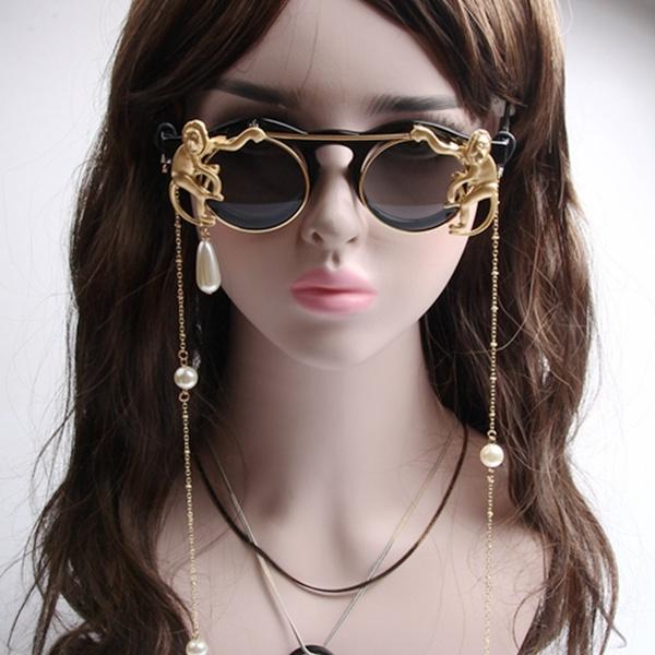steapunk, monkey, Chain, Fashion Accessories