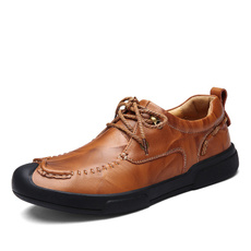 bussines, casual shoes, Outdoor, leather shoes