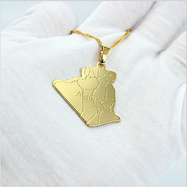Map, Selling, sautoir, Jewelry