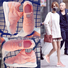 pink, casual shoes, Sneakers, Fashion