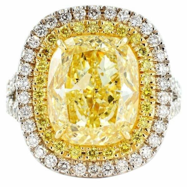Sterling, DIAMOND, Engagement & Wedding, Silver Ring