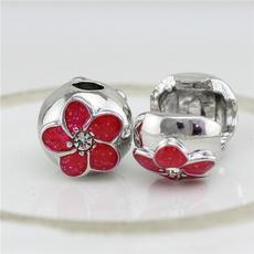 Charm Bracelet, charmsampcharmbracelet, Flowers, diybracelet