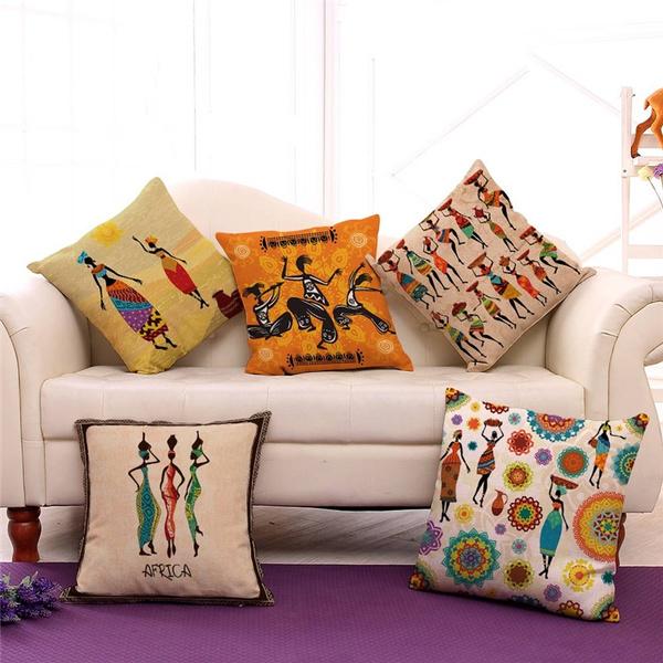 Vintage, art, Home Decor, Pillowcases