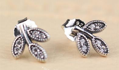 Sterling, Jewelry, Stud Earring, sterling silver