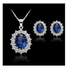 Blues, Fashion, Jewelry, Blue Sapphire