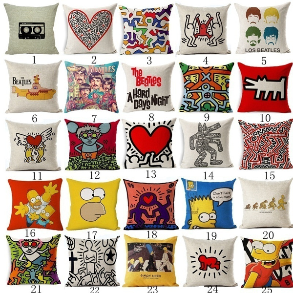 case, cushioncasecover, abstractpattern, throwpillowcover1818inche