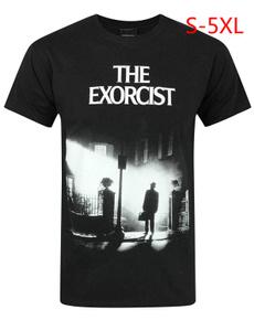 Shorts, theexorcistshirt, Sleeve, film
