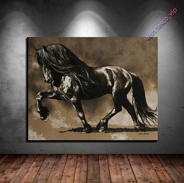 cheaphomedecor, horse, art, homedecorflower