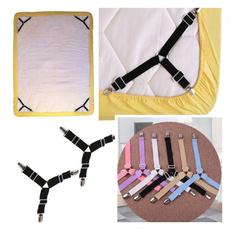 suspenders, Triangles, Elastic, bedsampmattresse