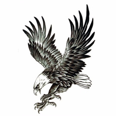 Eagles, Fashion, Sleeve, Beauty