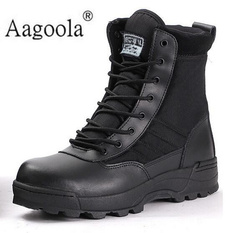 combat boots, Outdoor, Winter, Boots