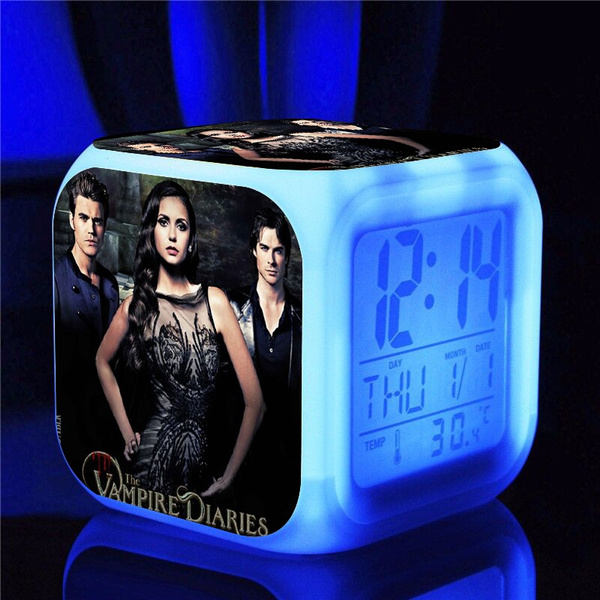 Beautiful, ledlightalarmclock, colorfulcolorclock, Colorful