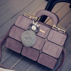 Shoulder Bags, Tote Bag, leather, Satchel