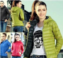 Jacket, hooded, Outerwear, cottonpaddedjacket