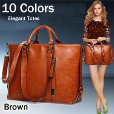 Fashion, Leather Handbags, vintage bag, Casual bag