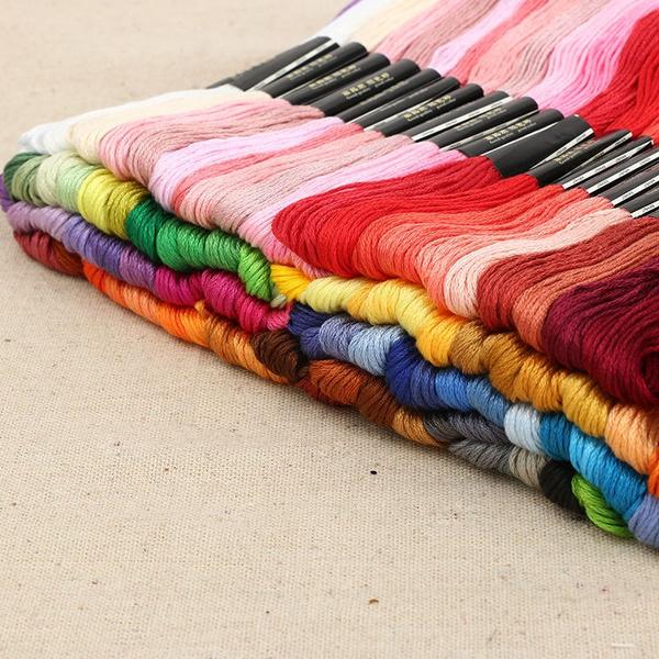 colorfulthread, crossflo, Hobbies, Sewing