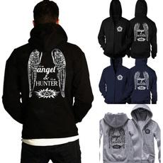 Jacket, Fashion, spn, Angel