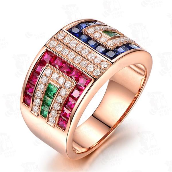 yellow gold, Engagement Wedding Ring Set, wedding ring, jewelryringforwomen