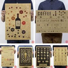 Coffee, Bar, Home Decor, Vintage