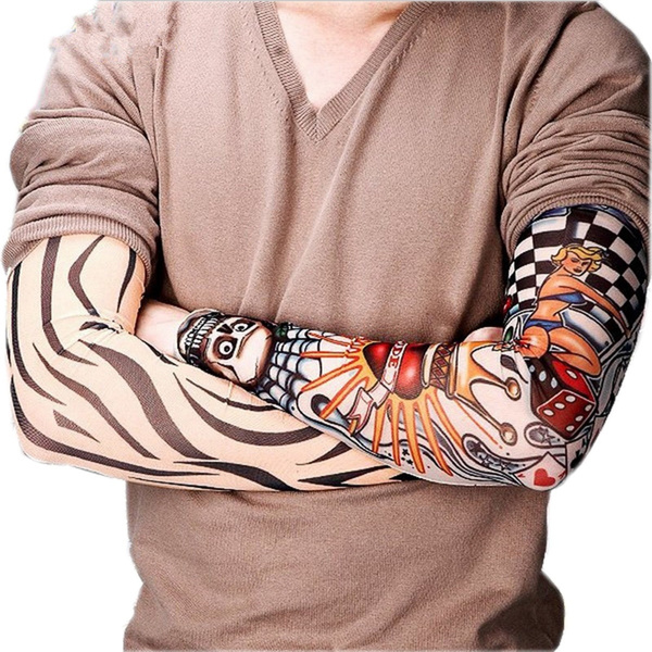 Fashion Accessory, uvprotection, armstocking, tattooarmsleeve