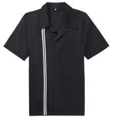 Vintage, Shorts, Shirt, Sleeve