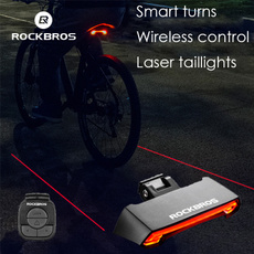 led, bikeaccessorie, wirelessbicycletaillight, Remote Controls