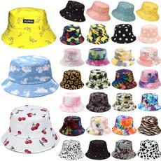 Punk Hats, Outdoor, girlsbuckethat, cottonhat
