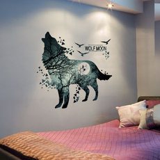 PVC wall stickers, Home Decor, Waterproof, Wall Decal