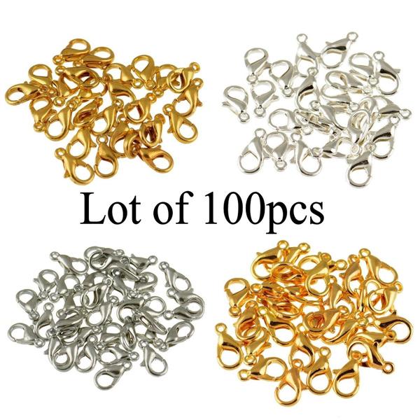 diyjewelryfastener, fastenerclasp, Jewelry, necklacelobsterclasp