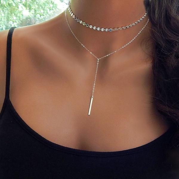 Jewelry, Simple, Choker, Collar