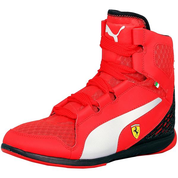 Ferrari Valorosso Mid Webcage High