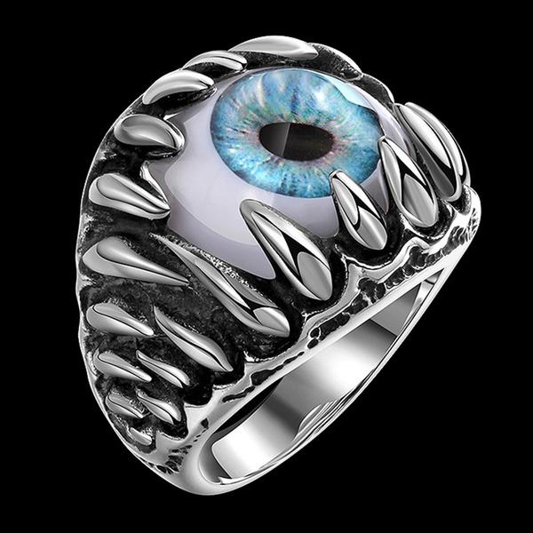 eyeballring, Fashion, Jewelry, Creative Jewelry