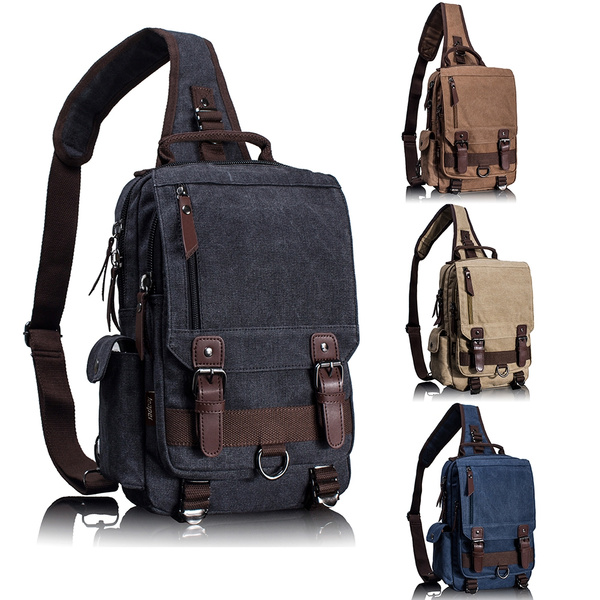 Capacity, Bags, Backpacks, lether