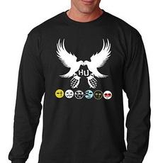 Funny T Shirt, Sleeve, skulltshirt, teeshirtfemme