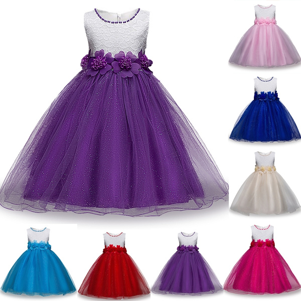 gowns, Fashion, flowergirlsdresse, Dress