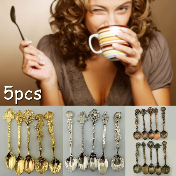 coffeespoon, Collectibles, Coffee, Jewelry