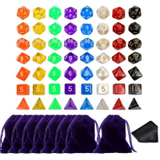 polyhedral, Toy, Dice, Accessories