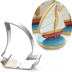 sailingboat, Baking, bakingtoolsaccessorie, Metal